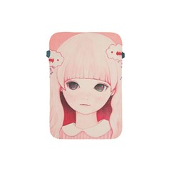 Spring Rain? Apple Ipad Mini Protective Soft Cases by kaoruhasegawa