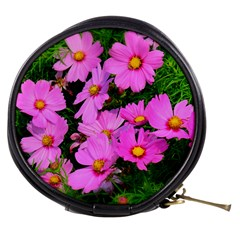 Cosmos Flowers Mini Makeup Bags by artphoto