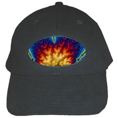 Amazing Special Fractal 25a Black Cap by Fractalworld