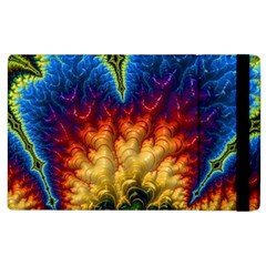 Amazing Special Fractal 25a Apple Ipad 3/4 Flip Case by Fractalworld