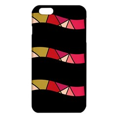 Abstract Waves Iphone 6 Plus/6s Plus Tpu Case by Valentinaart