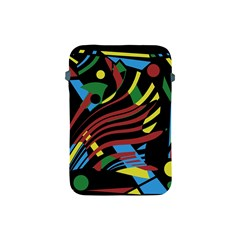 Optimistic Abstraction Apple Ipad Mini Protective Soft Cases
