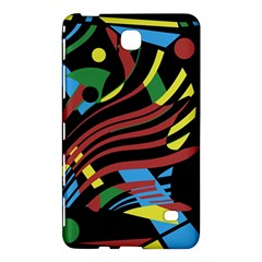 Optimistic Abstraction Samsung Galaxy Tab 4 (7 ) Hardshell Case  by Valentinaart