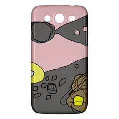 Decorative Abstraction Samsung Galaxy Mega 5 8 I9152 Hardshell Case  by Valentinaart