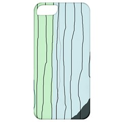 Decorative Lines Apple Iphone 5 Classic Hardshell Case by Valentinaart