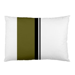 Elegant Lines Pillow Case by Valentinaart