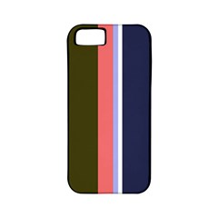 Decorative Lines Apple Iphone 5 Classic Hardshell Case (pc+silicone) by Valentinaart