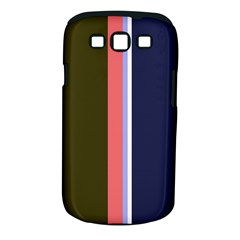 Decorative Lines Samsung Galaxy S Iii Classic Hardshell Case (pc+silicone) by Valentinaart