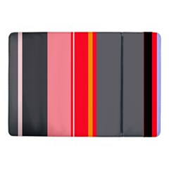 Optimistic Lines Samsung Galaxy Tab Pro 10 1  Flip Case by Valentinaart