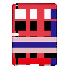 Red Abstraction Samsung Galaxy Tab S (10 5 ) Hardshell Case