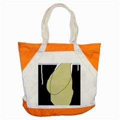 Elegant Design Accent Tote Bag by Valentinaart