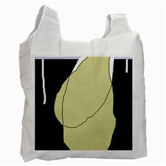 Elegant Design Recycle Bag (two Side)