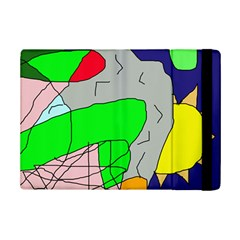 Crazy Abstraction Ipad Mini 2 Flip Cases by Valentinaart