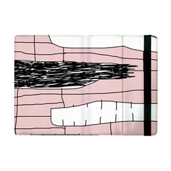 Worms Apple Ipad Mini Flip Case by Valentinaart
