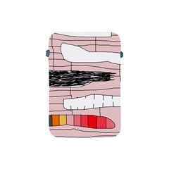 Worms Apple Ipad Mini Protective Soft Cases by Valentinaart