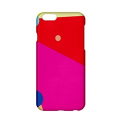 Colorful Abstraction Apple Iphone 6/6s Hardshell Case by Valentinaart