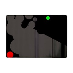 Colorful Dots Apple Ipad Mini Flip Case by Valentinaart