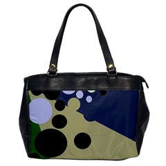 Elegant Dots Office Handbags
