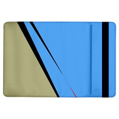 Elegant Lines Ipad Air Flip by Valentinaart