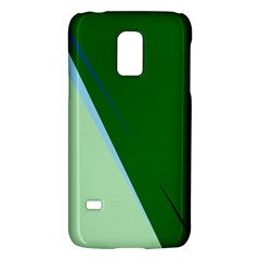 Green Design Galaxy S5 Mini by Valentinaart