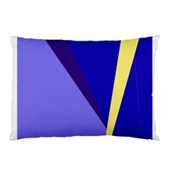 Geometrical Abstraction Pillow Case by Valentinaart
