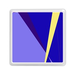 Geometrical Abstraction Memory Card Reader (square)  by Valentinaart