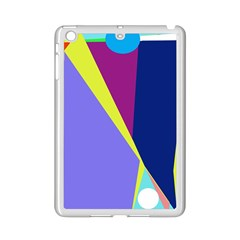 Geometrical Abstraction Ipad Mini 2 Enamel Coated Cases by Valentinaart