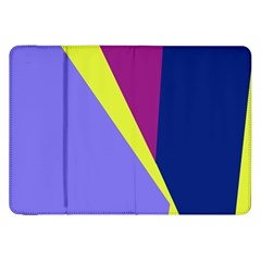 Geometrical Abstraction Samsung Galaxy Tab 8 9  P7300 Flip Case by Valentinaart