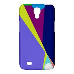 Geometrical Abstraction Samsung Galaxy Mega 6 3  I9200 Hardshell Case by Valentinaart