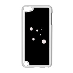 White Dots Apple Ipod Touch 5 Case (white) by Valentinaart