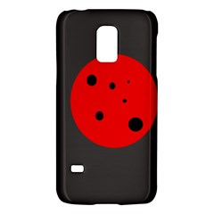Red Circle Galaxy S5 Mini by Valentinaart