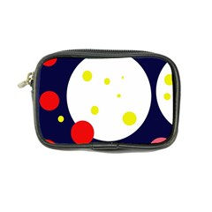 Abstract Moon Coin Purse by Valentinaart