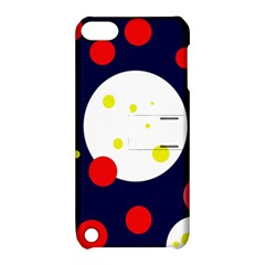 Abstract Moon Apple Ipod Touch 5 Hardshell Case With Stand by Valentinaart