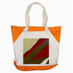 Decoratve Abstraction Accent Tote Bag by Valentinaart