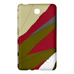 Decoratve Abstraction Samsung Galaxy Tab 4 (8 ) Hardshell Case  by Valentinaart