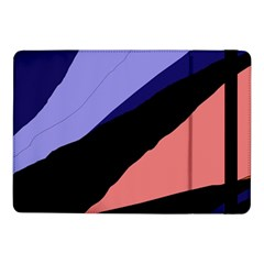 Purple And Pink Abstraction Samsung Galaxy Tab Pro 10 1  Flip Case by Valentinaart