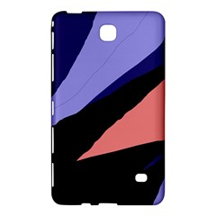 Purple And Pink Abstraction Samsung Galaxy Tab 4 (8 ) Hardshell Case  by Valentinaart