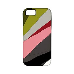 Colorful Abstraction Apple Iphone 5 Classic Hardshell Case (pc+silicone) by Valentinaart