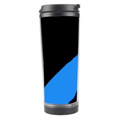 Colorful Abstraction Travel Tumbler by Valentinaart