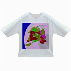 Flora Abstraction Infant/toddler T-shirts by Valentinaart
