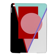 Decorative Geomeric Abstraction Ipad Air 2 Hardshell Cases by Valentinaart