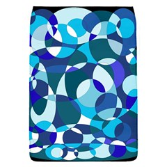 Blue Abstraction Flap Covers (s)  by Valentinaart