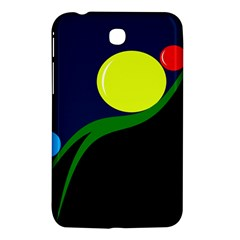 Falling  Ball Samsung Galaxy Tab 3 (7 ) P3200 Hardshell Case  by Valentinaart