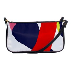 Beautiful Abstraction Shoulder Clutch Bags by Valentinaart