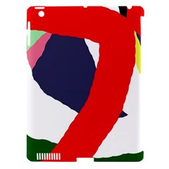 Beautiful Abstraction Apple Ipad 3/4 Hardshell Case (compatible With Smart Cover) by Valentinaart