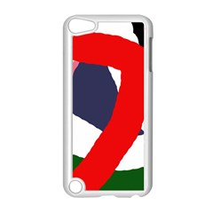 Beautiful Abstraction Apple Ipod Touch 5 Case (white) by Valentinaart