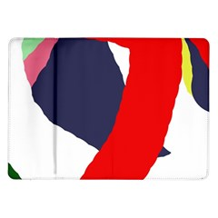 Beautiful Abstraction Samsung Galaxy Tab 10 1  P7500 Flip Case by Valentinaart