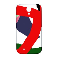 Beautiful Abstraction Samsung Galaxy S4 I9500/i9505  Hardshell Back Case by Valentinaart