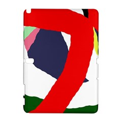 Beautiful Abstraction Samsung Galaxy Note 10 1 (p600) Hardshell Case by Valentinaart