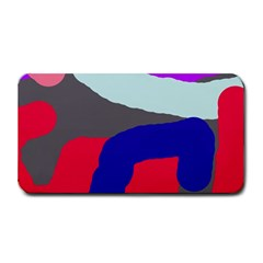 Crazy Abstraction Medium Bar Mats by Valentinaart